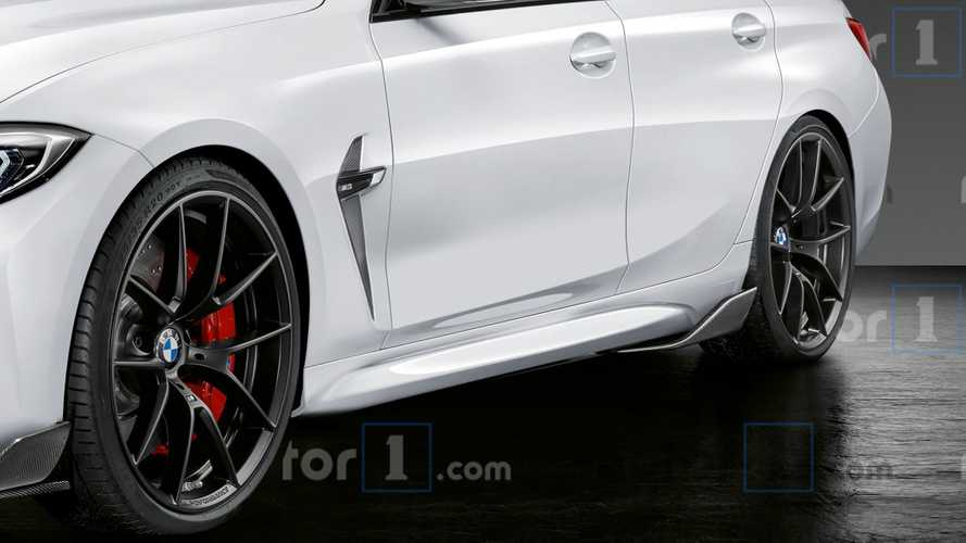 Illustration - BMW M3