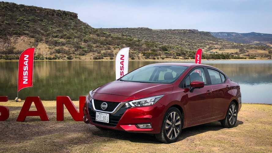 Novo Nissan Versa sacramenta liderança no México; veja ranking