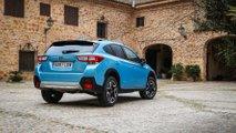 Subaru XV 2.0i Hybrid CVT 2020 primera prueba