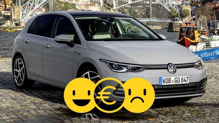 Promozione Volkswagen Golf 8, perché conviene e perché no