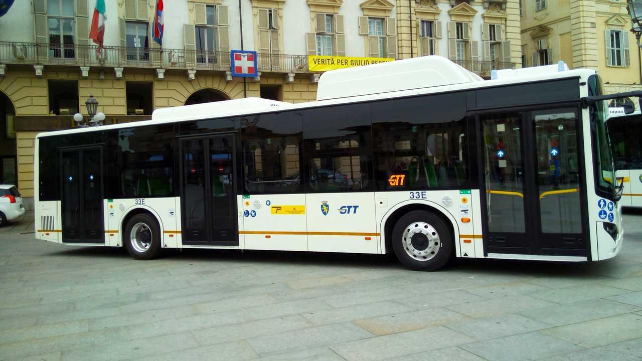 Trasporto pubblico torinese 100 nuovi autobus