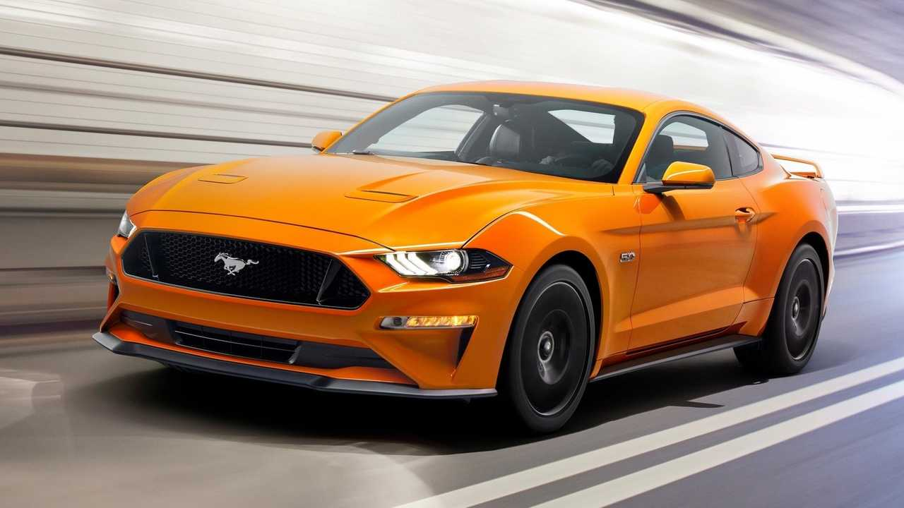 Ford Mustang GT - 41 %