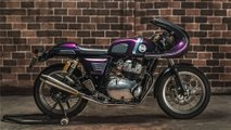 Autologue Design Reck 2: Royal Enfield Continental GT 650