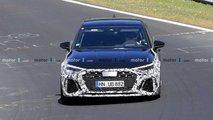 Audi RS3 Sportback casus fotoğraf
