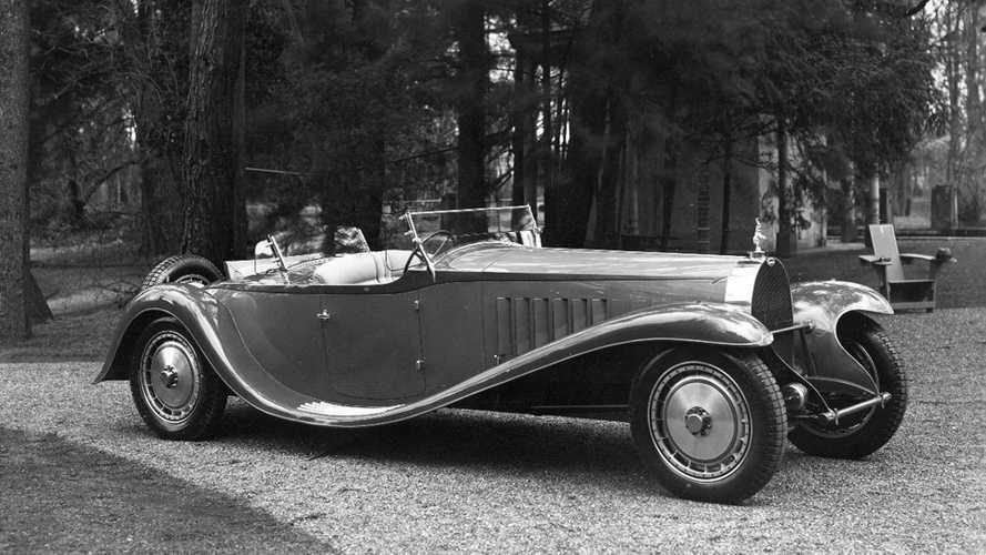 Bugatti Type 41 Royale: Ein Fahrzeug für Könige