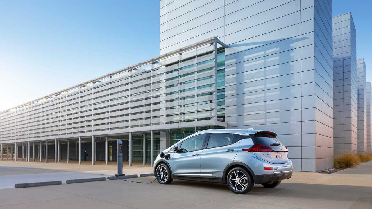 Chevrolet Bolt EV - 6,5 secondi