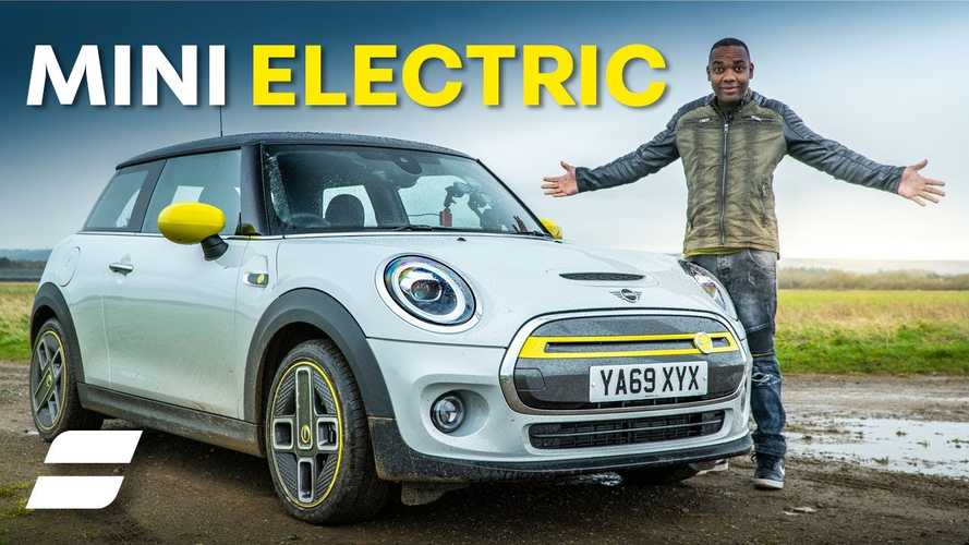 Electric MINI Cooper SE Review And Range Test
