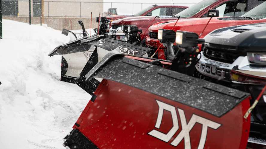 2020 Chevrolet Silverado HD Snow Plow: First Drive