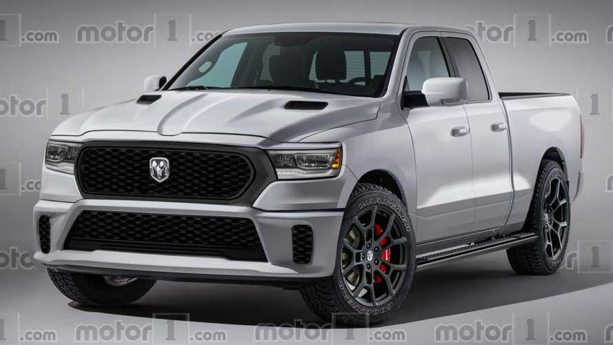 Ram Rebel TRX Leaked Interior Photos Suggest Multiple Drive Modes