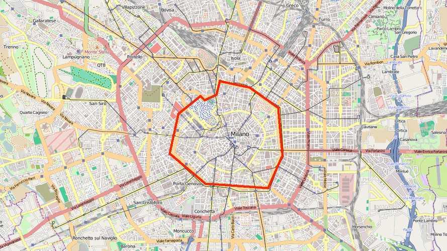 Area C di Milano, le nuove regole con l'ordinanza sul Coronavirus