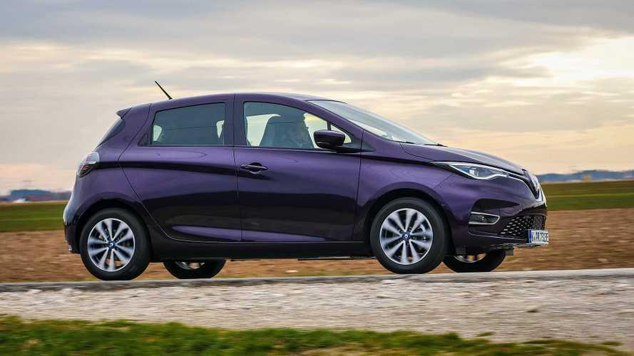 Renault Zoe: Beliebtestes Elektroauto und meistgekaufter Renault