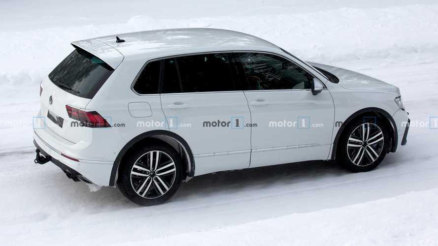 ¿Y si se lanzara el Volkswagen Tiguan GTI?