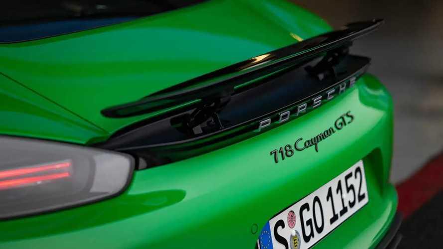 Porsche 718 Cayman GTS 4.0 first test