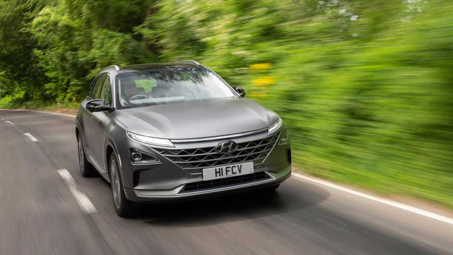 Hydrogen Fuel Cell Car Sales In 2019 Improved To 7,500 Globally