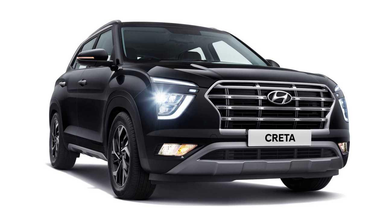 Hyundai Creta 2020 para el mercado indio