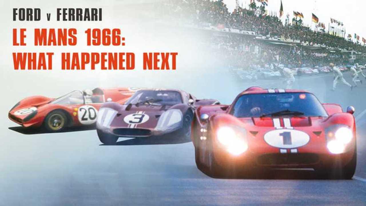 Ford vs. Ferrari, ¿qué pasó después?