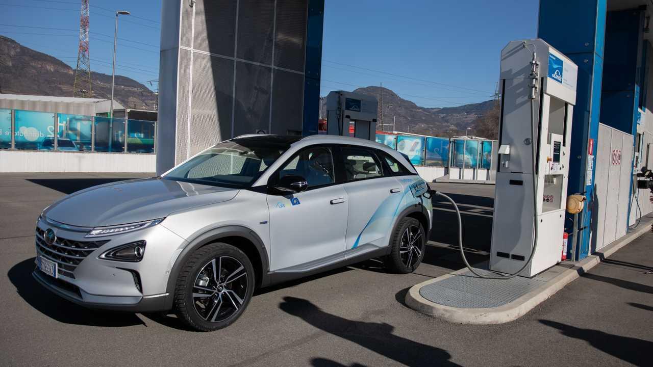 Hyundai punta sull'idrogeno col piano Hydrogen Vision 2040