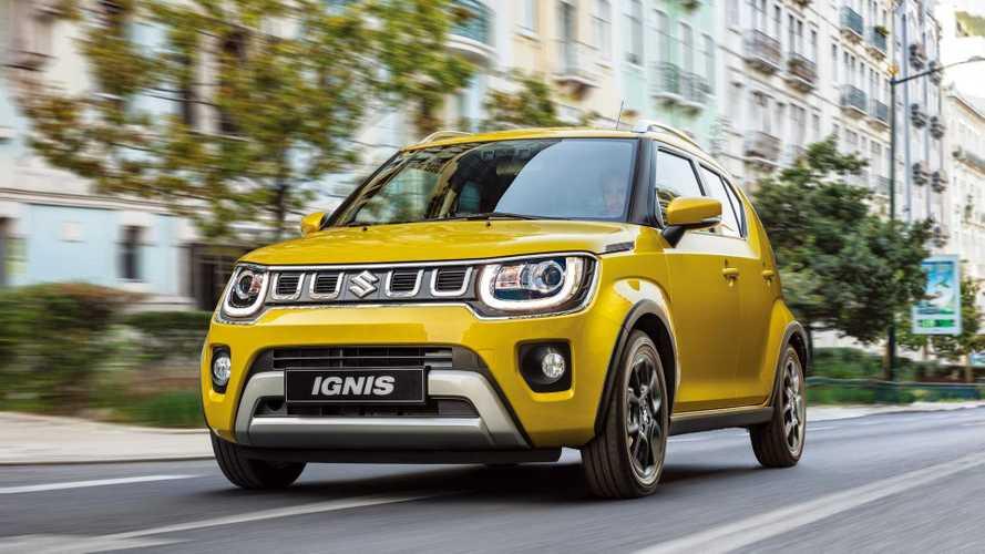 Suzuki Ignis 2020: el pequeño urbano se renueva ligeramente