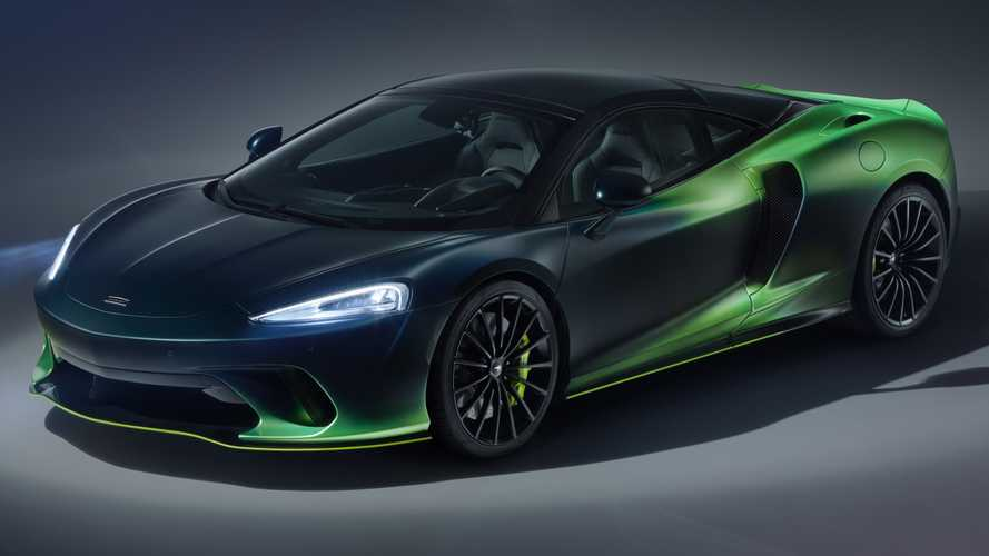 McLaren's latest one off will turn you green with envy