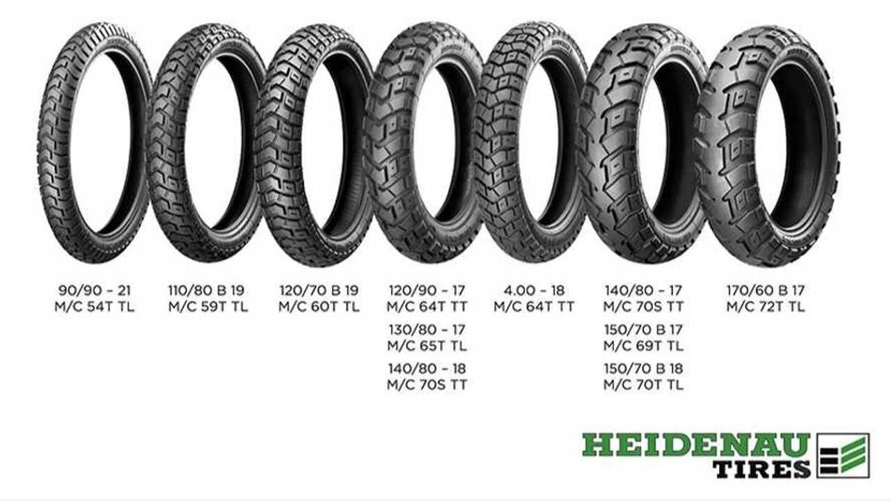 Heidenau K60 Scout ADV Tire