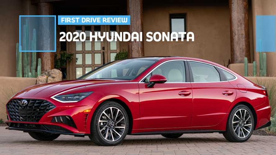 2020 Hyundai Sonata First Drive: Rekindle The Flame