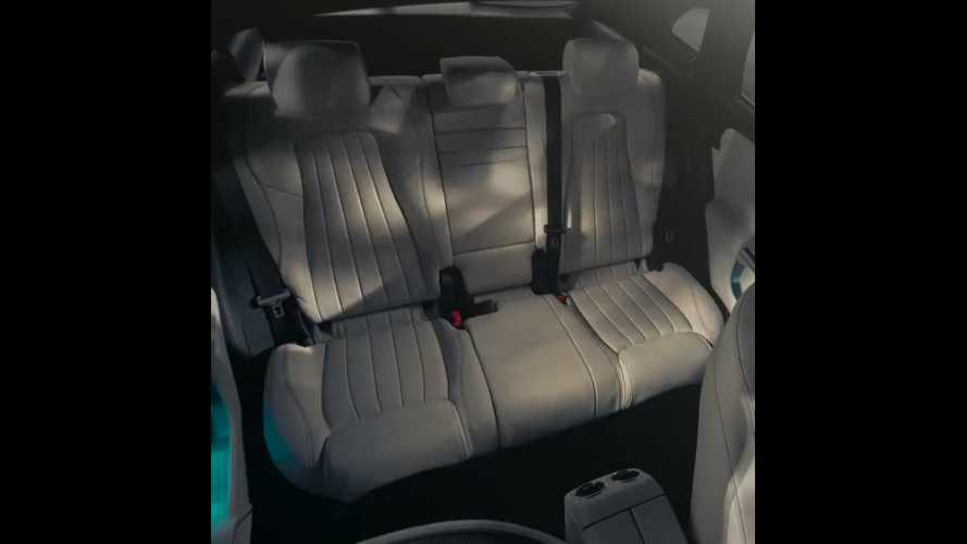 2021 Mercedes GLA Teaser Shows Rear-Seat Versatility