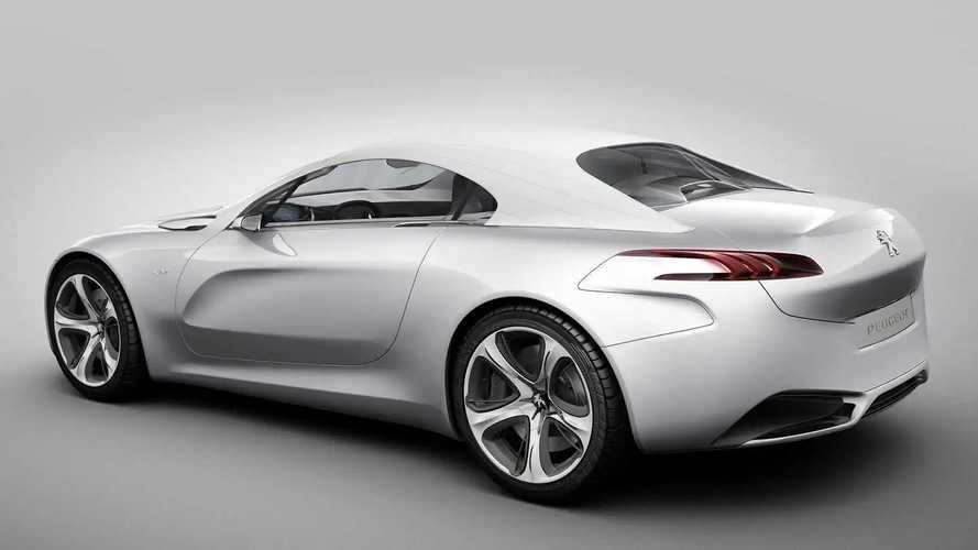 2010 Peugeot SR1 konsepti