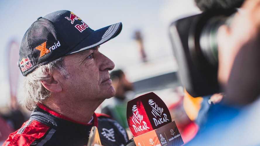 "Dakar, Sainz: ""Dovrò essere cauto. Ora arrivano le dune"""