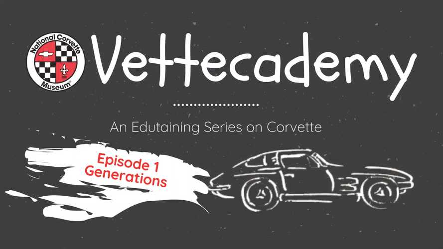 """Grab Your Kids And Watch The National Corvette Museum's """"Vettecademy"""""""