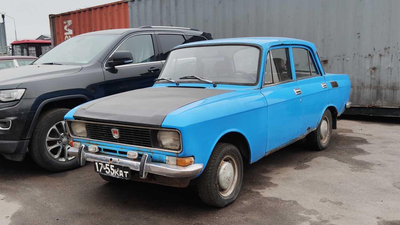 «Москвич-2140»