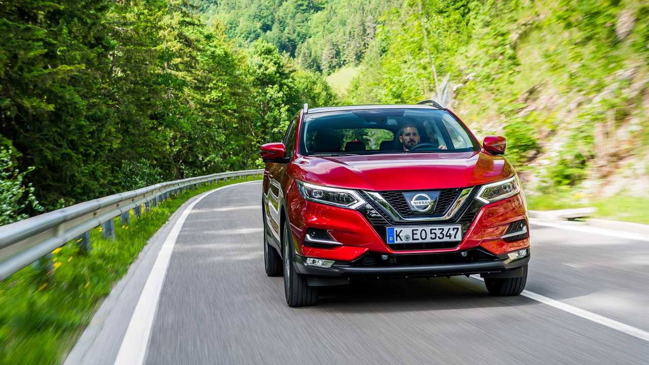 Spagna - Nissan Qashqai (30.159 unità)