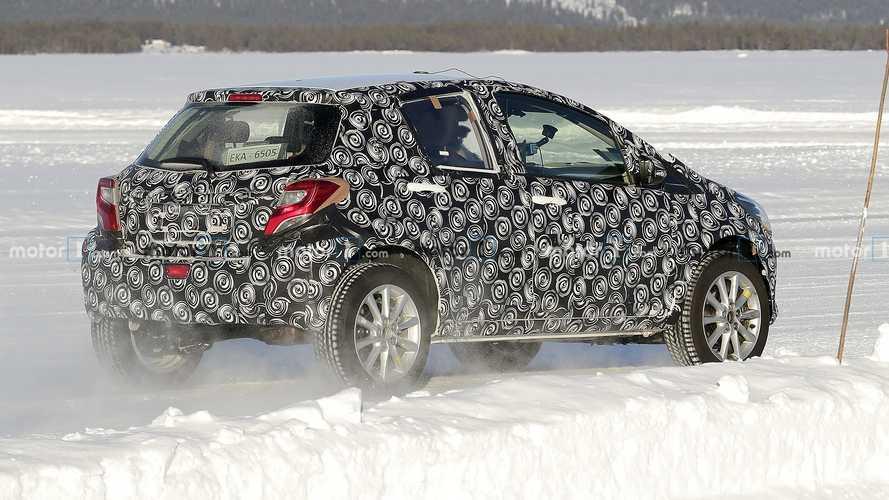 El nuevo SUV urbano de Toyota se parece a un Yaris elevado