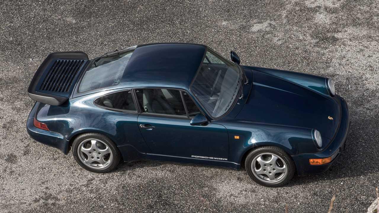 Porsche 911 Turbo, la storia