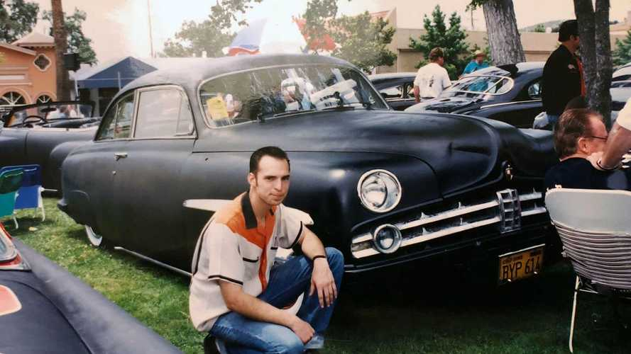 I wish I'd kept my.... 1949 Lincoln Cosmopolitan coupe