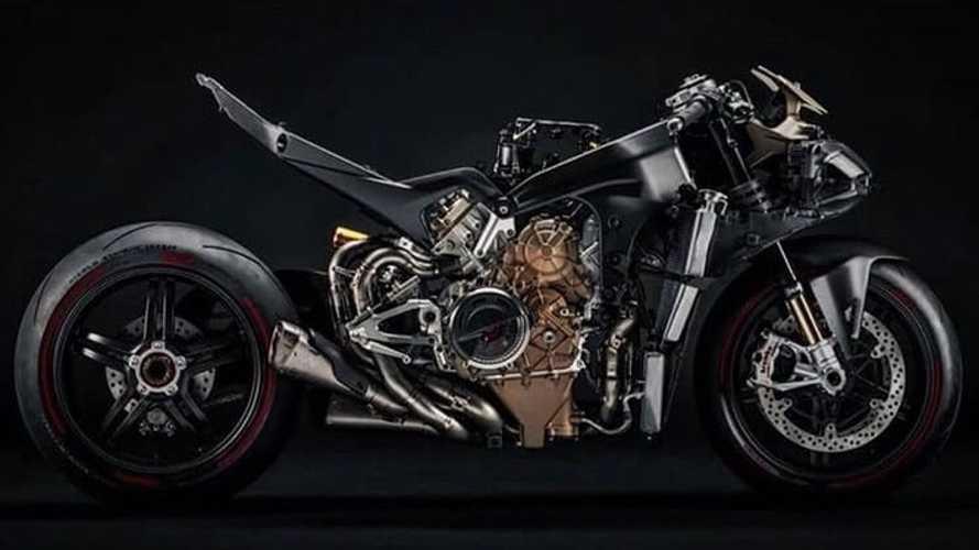 Découvrez une première vidéo de la Ducati Panigale V4 Superleggera
