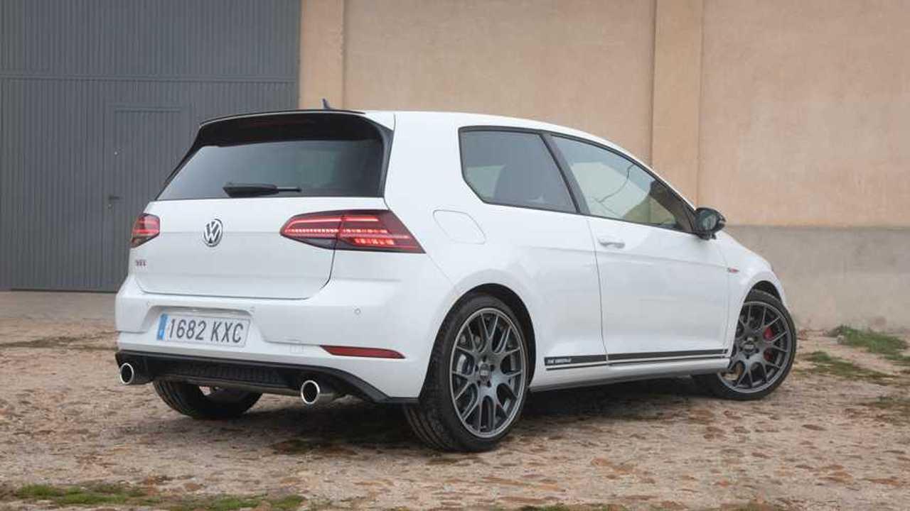 Prueba Volkswagen Golf GTI The Original 2020