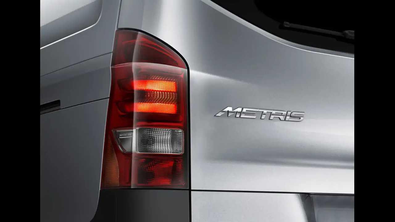 Mercedes Metris