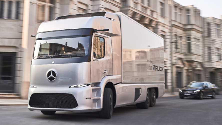Mercedes Urban eTruck, presto di serie