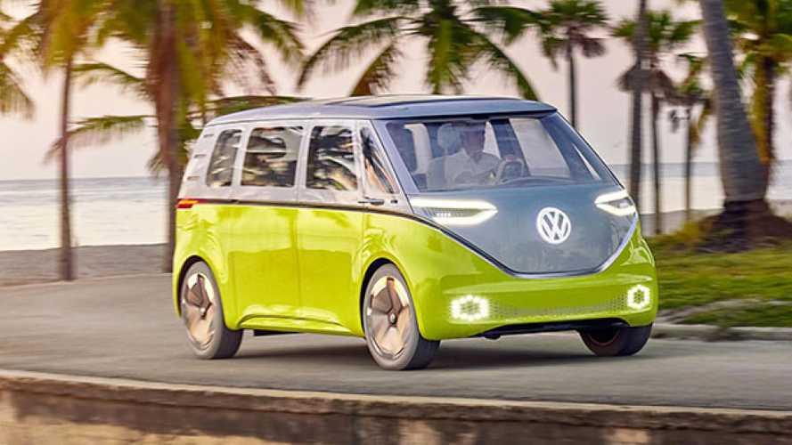 Volkswagen, nascerà il Bulli elettrico