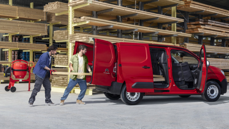 Citroën Berlingo, vendite record oltre quota 200mila furgoni
