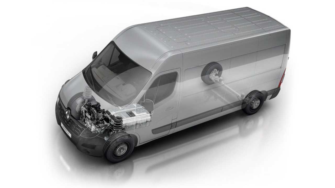 Nuovi Renault Z.E.