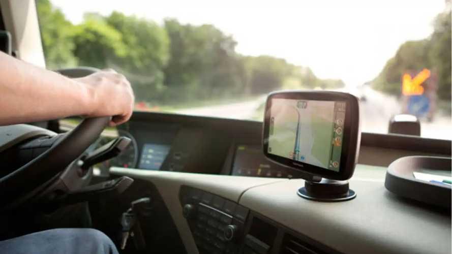 TomTom Trucker 5000 e 6000