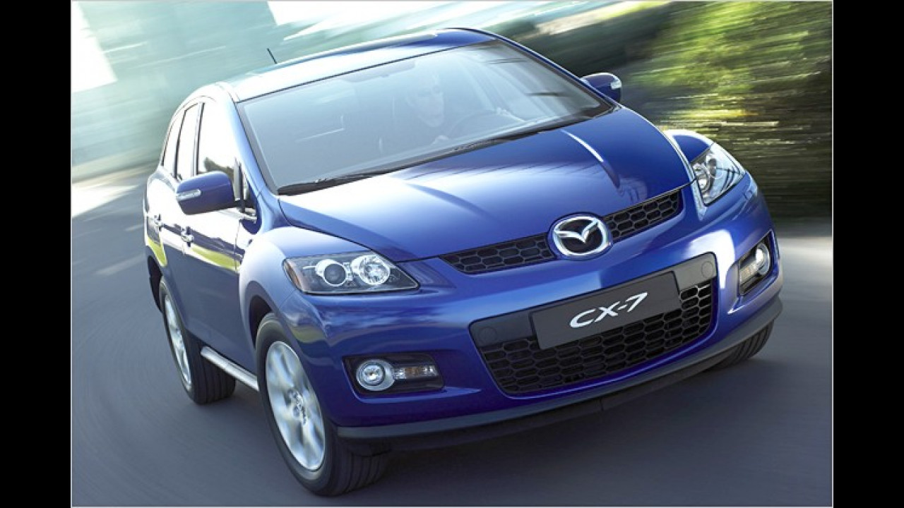 Mazda CX-7 2.3 DISI Energy
