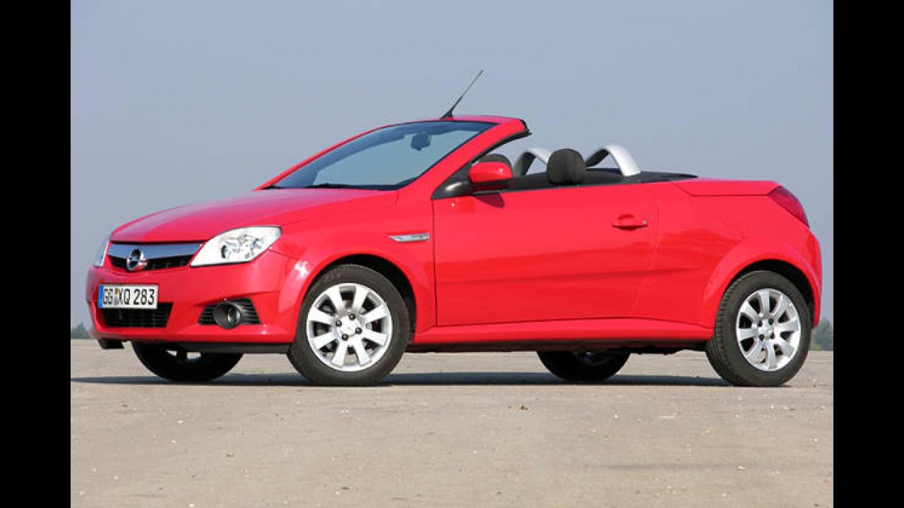Opel Tigra TwinTop 1.4 Twinport