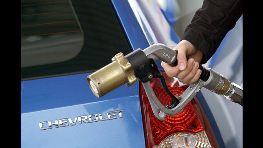 Flüssiges gibt's auch günstiger: Autogas vor Durchbruch?