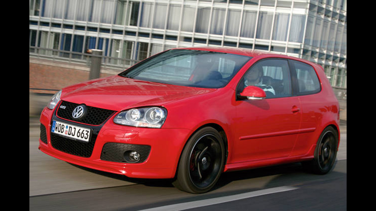 Platz 20: VW Golf GTI Edition 30