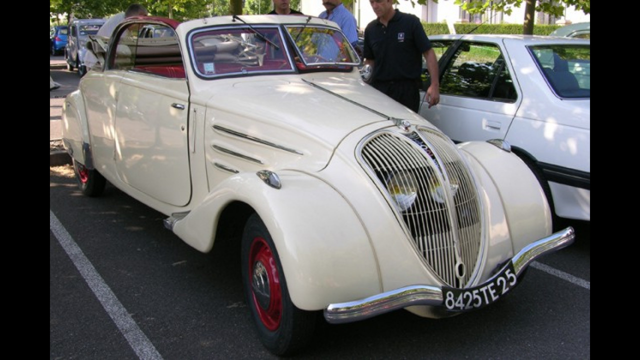 Peugeot 402 Cabrio