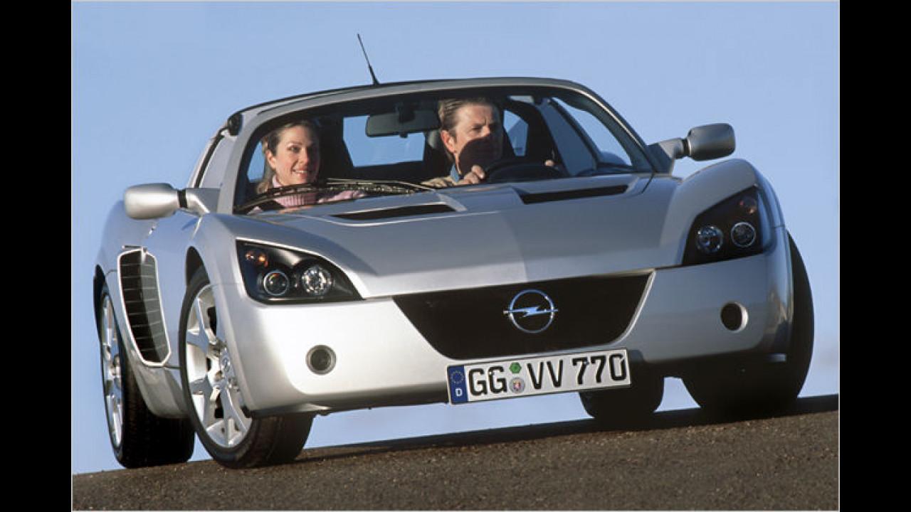 Opel Speedster (bis 2005)