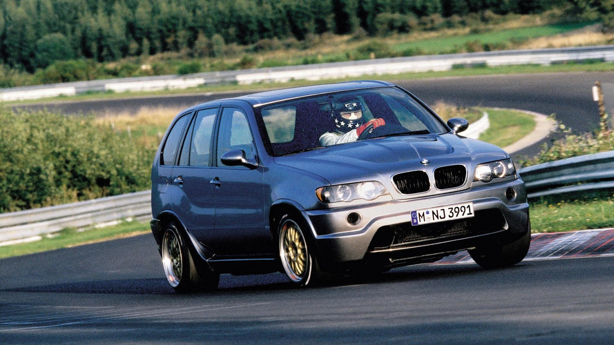 2000 BMW X5 Le Mans: Concept We Forgot