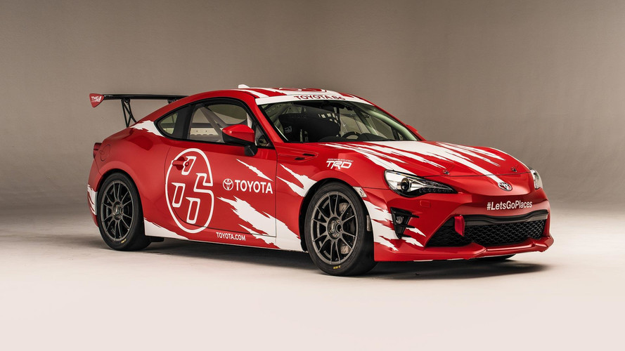 Toyota 86 Cup Car To Make U.S. Debut In Pirelli World Challenge